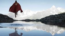 Que font les super héros quand ils ne se battent