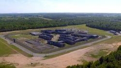 Zones d'exclusion aérienne au-dessus de certaines prisons du