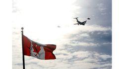 Le Canada en guerre contre