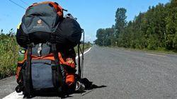 Sur le chemin du Compostelle québécois