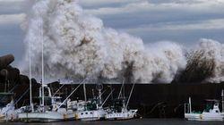 Deux puissants typhons frappent le Pacifique