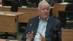 Commission Charbonneau: Marc-Yvan Côté reconnaît l'existence du financement