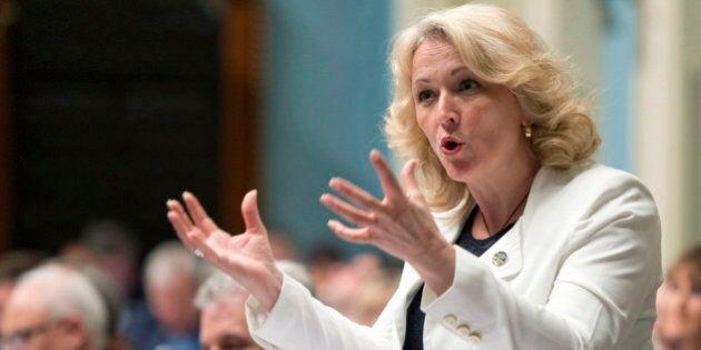 Évasion en hélicoptère: Lise Thériault n'a pas le contrôle du dossier, croit le Parti