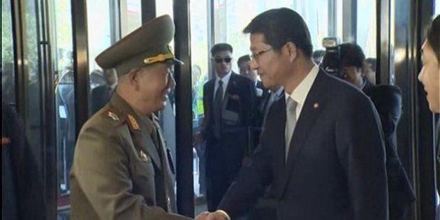 Visite exceptionnelle de responsables nord-coréens en Corée du