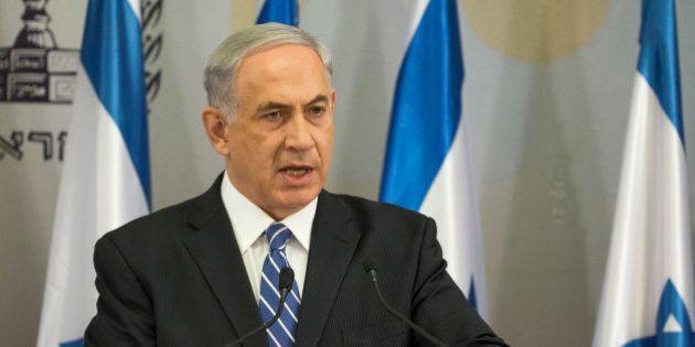 Trois ados israéliens auraient été enlevés par des terroristes, selon le premier ministre d'Israël Benyamin