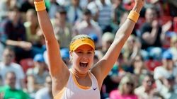 Eugenie Bouchard remporte le tournoi de