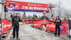 Course Banque Scotia de Montréal: Eric Gillis grand gagnant