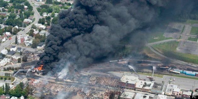 Lac-Mégantic : les appels entre les services d'urgence et les pompiers de Nantes