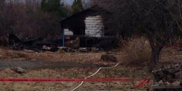 Incendie à Grenville-sur-la-Rouge : le corps retrouvé serait celui d'une