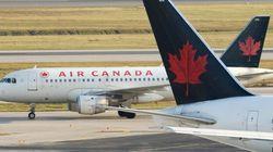 Air Canada imposera des frais de 25 $ pour le premier bagage sur certains