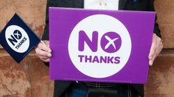 Référendum en Écosse: les corbeaux se sont