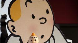 Une planche de Tintin vendue 3,7 millions de dollars, record mondial en bande