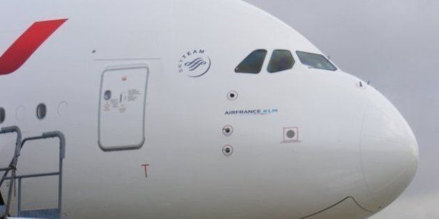 Un avion d'Air France à destination de Montréal a fait