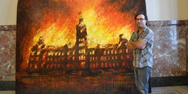 «L'incendie du parlement» arrive à l'Assemblée
