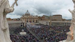 Jean XXIII et Jean Paul II ont été canonisés par le pape