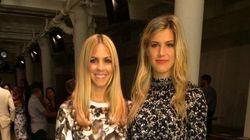 Eugenie Bouchard à la New York Fashion Week