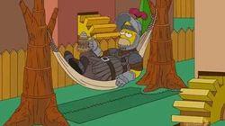 «Les Simpson» vont s'inspirer de «Game of Thrones» pour faire mourir un personnage culte