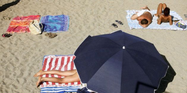 Protection solaire: une crème solaire buvable, Harmonised H20 UV, a été mise au point aux