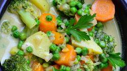 Vite fait bien fait: Sauté de légumes à