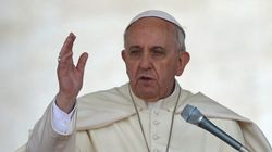 Le pape plaide pour une «solution pacifique» en