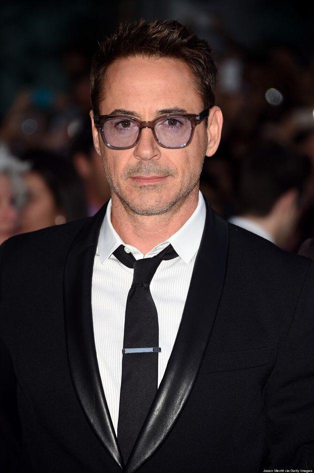 TIFF 2014: sur le tapis rouge, Robert Downey Jr. électrise Toronto