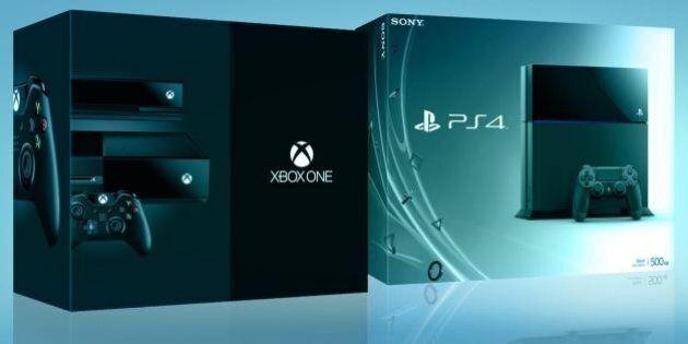 La PS4 et la Xbox One consomment trop d'électricité, selon une