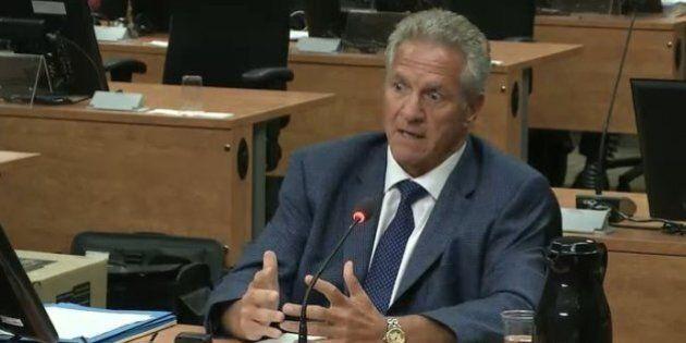 Commission Charbonneau: Tony Accurso soutient n'avoir jamais mélangé affaires et