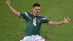 Mondial 2014 - Le Mexique gagne 1 à 0 contre le