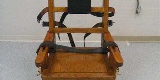 Peine de mort au Tennessee: la chaise électrique pour pallier les carences en injections