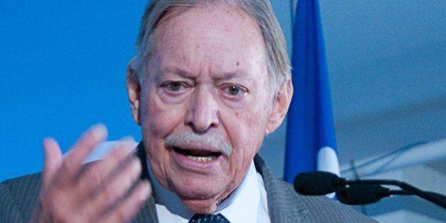 Souveraineté: Jacques Parizeau plaide en faveur de Jean-Martin