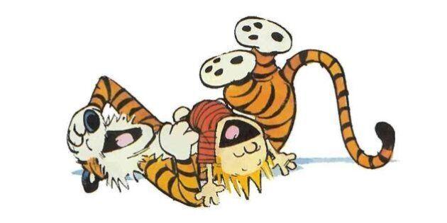 Le créateur de «Calvin et Hobbes» fait un bref retour à la bande