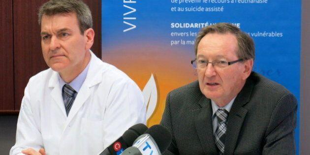 Mourir dans la dignité : deux associations prêtes à contester la loi devant les