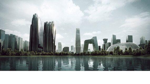 14 projets montrant l'architecture du