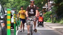 Plus de voies cyclables et vitesses réduites sur le