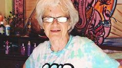 Baddie Winkle, grand-mère déjantée à la conquête des réseaux sociaux