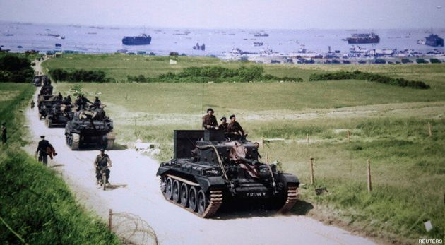 Débarquement du 6 juin 1944 : 10 images avant-après des plages et villages de