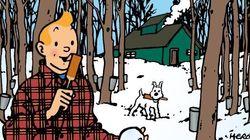 Au Québec avec Tintin: le documentaire sera diffusé sur Télé-Québec