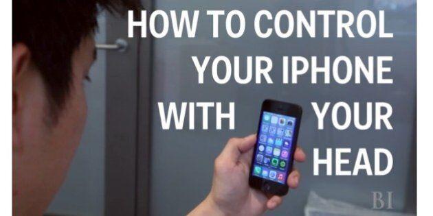 iPhone et fonctions «cachées»: contrôlez-le avec vos mouvements de