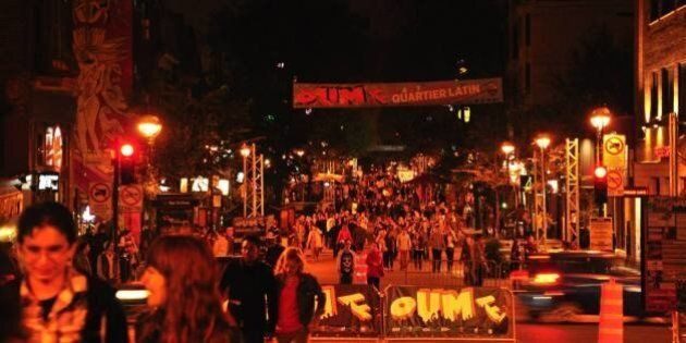 OUMF - Festival d'art émergent envahira le Quartier Latin dès