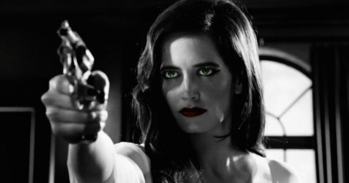 PHOTOS. Eva Green a demandé à être retouchée dans Sin City: jai tué pour elle