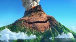 Le héros du prochain court métrage de Pixar sera... un volcan