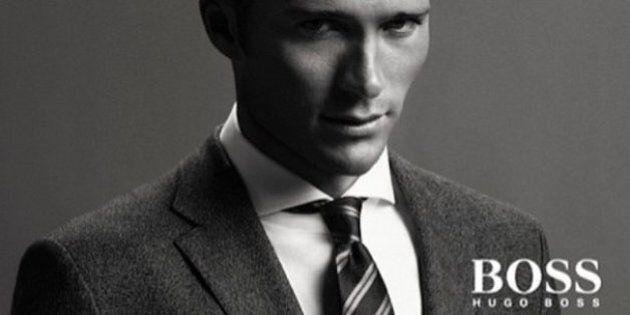 Scott Eastwood, fils de Clint, est la nouvelle égérie d'Hugo