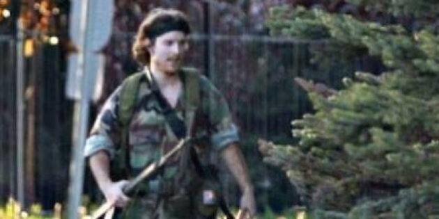 Justin Bourque, auteur présumé de la fusillade à Moncton, paranoïaque et tourmenté selon sa soeur