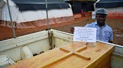Ebola: la dernière semaine a été la pire de toute