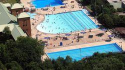 Le Complexe aquatique du parc Jean-Drapeau ouvre ce