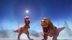La bande-annonce de «The Good Dinosaur» dévoilée par Disney et Pixar