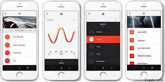 «Here»: les écouteurs pour personnaliser les sons qui vous