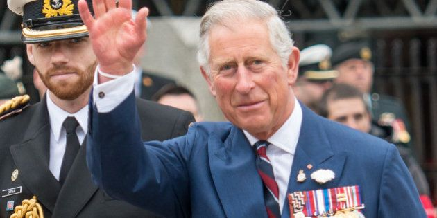Day 2 of the Royal Visit to Canada - Halifax,