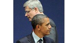 Les relations entre le Canada et les É.-U. sont