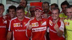 F1: Vettel l'emporte en